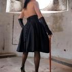 Gemoleerde rok