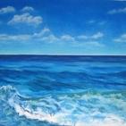 Cuban Sea I