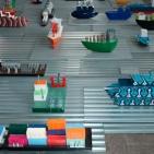 Opstelling atelier 2007